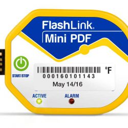 FlashLink Mini PDF In transit Logger 30092